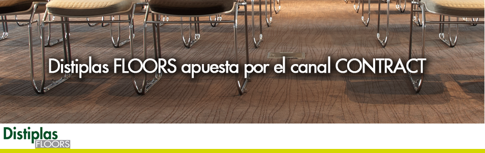Distiplas Floors apuesta por el CONTRACT